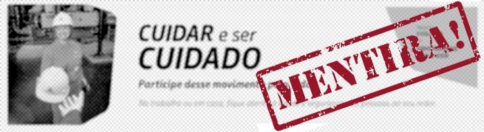 QUADRO DE SAÚDE DE TRABALHADOR É GRAVE