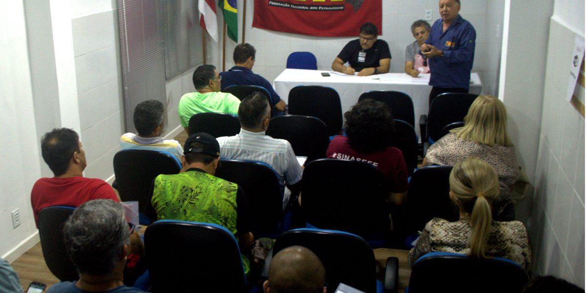 34º CONGRESSO REGIONAL APROVA UNIDADE E LUTA CONTRA A REFORMA