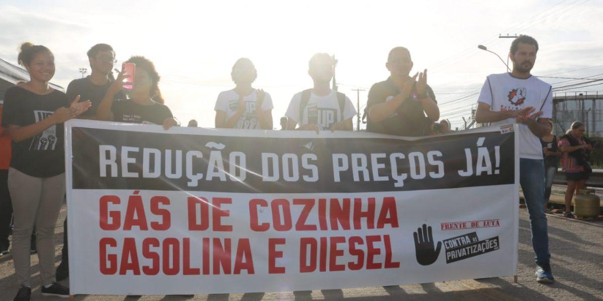 GREVE NACIONAL PETROLEIRA CRESCE COM ADESÃO DE BASES DA AMAZÔNIA