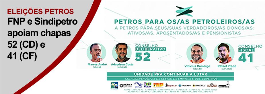 VOTAÇÃO DE 14 A 28/06: PARTICIPE!