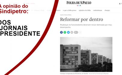 TODOS OS JORNAIS DO PRESIDENTE